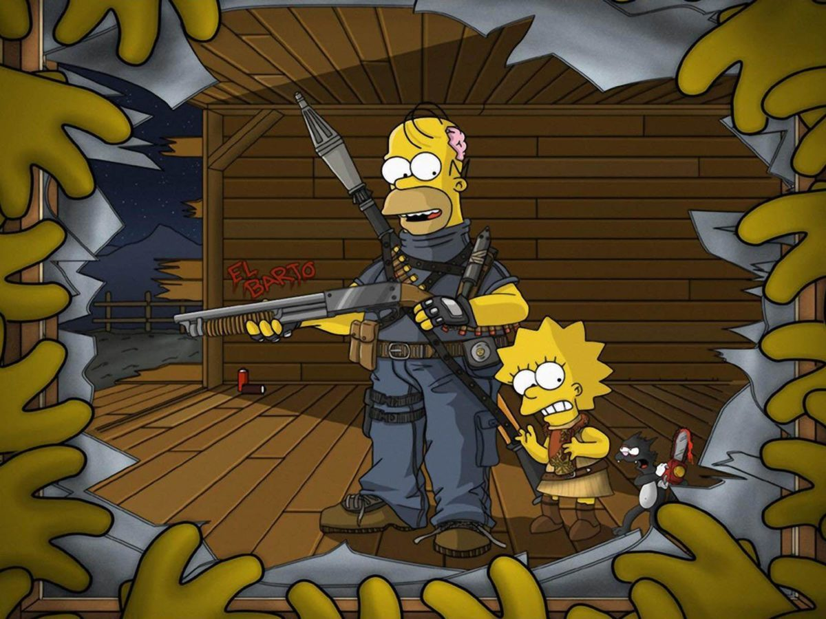 The Simpson Wallpaper – WallpaperSafari