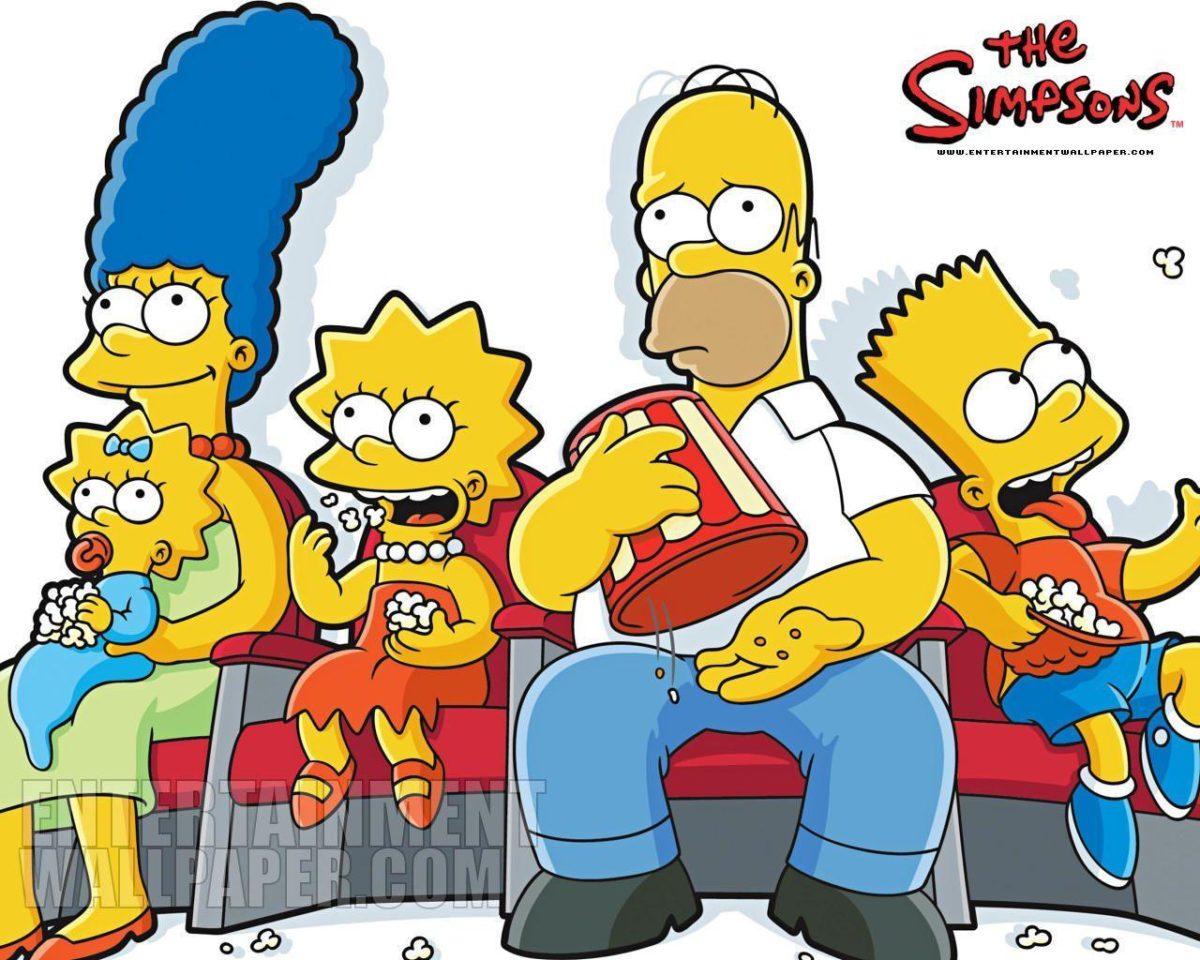 The Simpsons wallpaper HD background download desktop • iPhones …