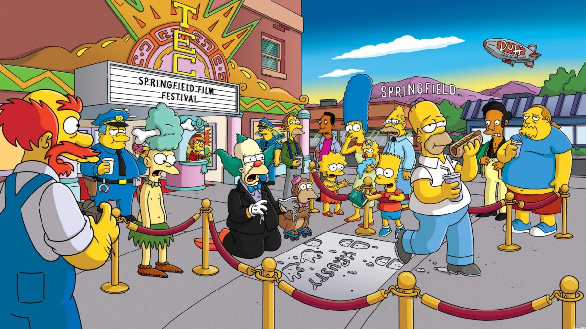 High Resolution The Simpsons Wallpaper HD – SiWallpaperHD 29209