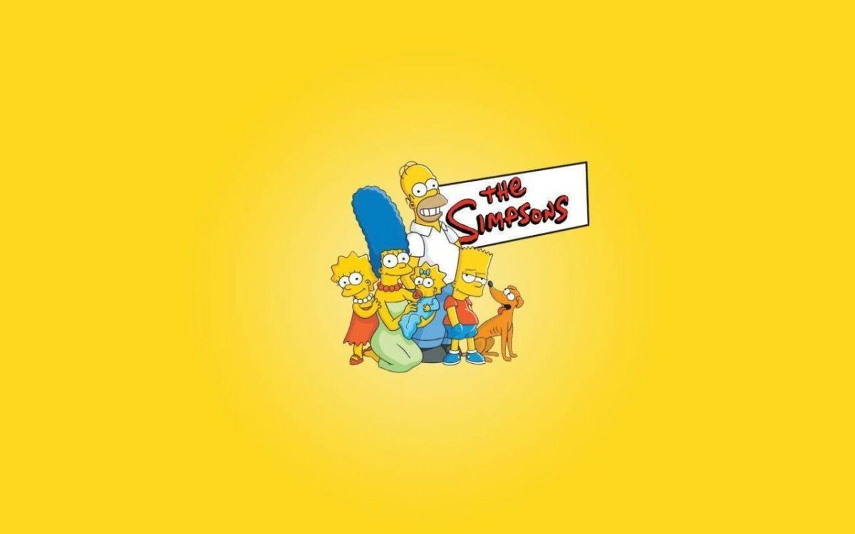The Simpsons – wallpaper.