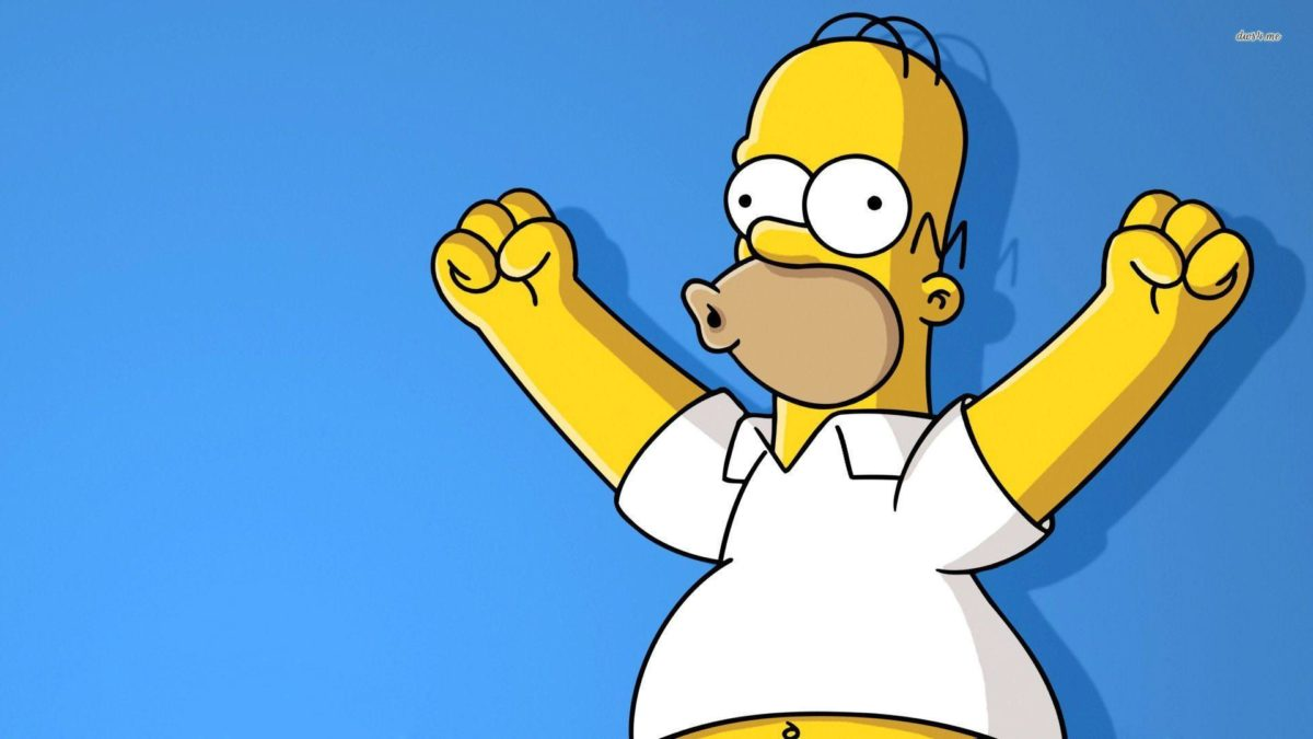 306 The Simpsons HD Wallpapers | Backgrounds – Wallpaper Abyss …
