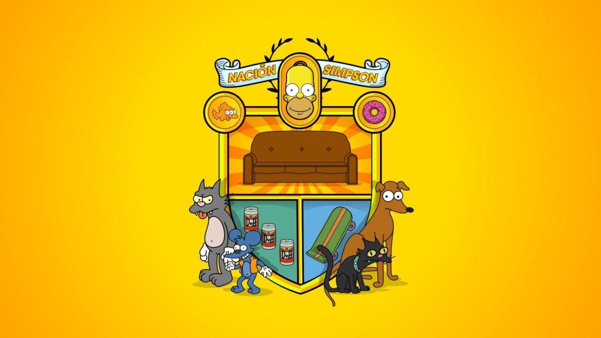 Homer simpson The simpsons HD Wallpapers, Desktop Backgrounds …