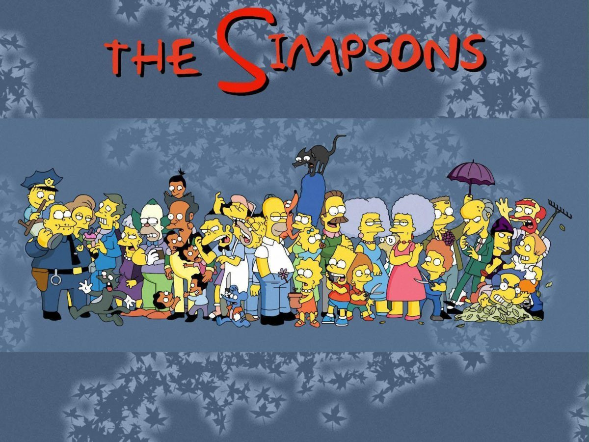 The Simpsons Wallpaper Wallpapers,The Simpsons Wallpapers …