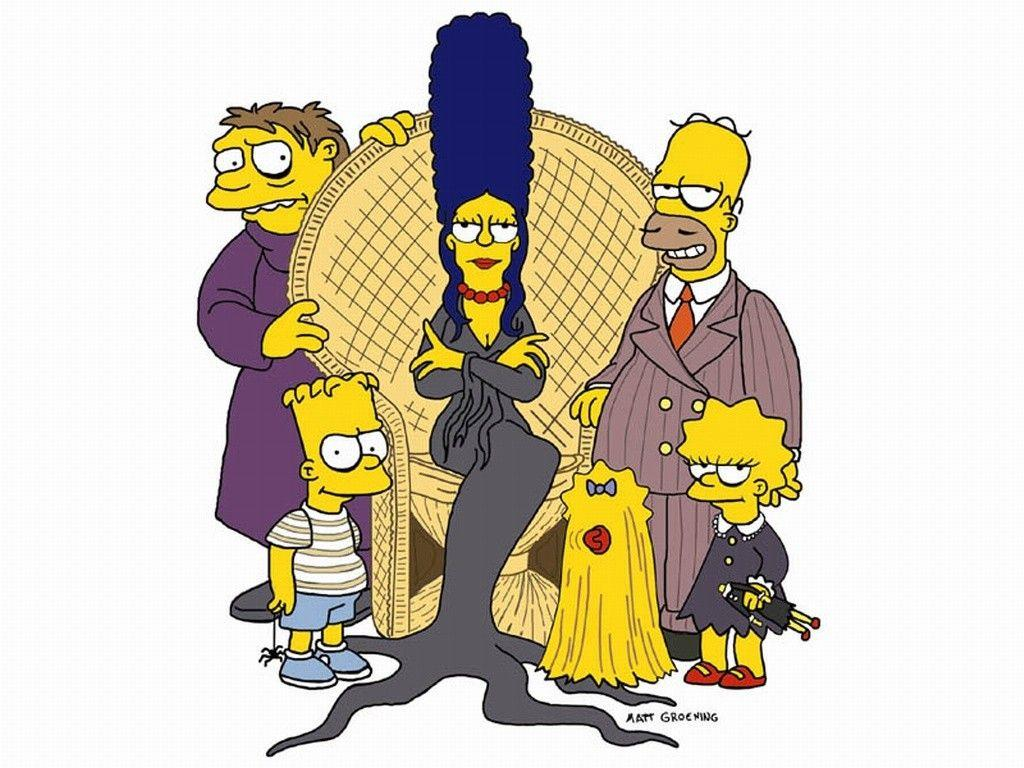 the simpsons wallpapers | Desktop Backgrounds for Free HD …