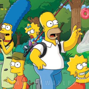 download The Simpsons Wallpaper 84393 | DFILES