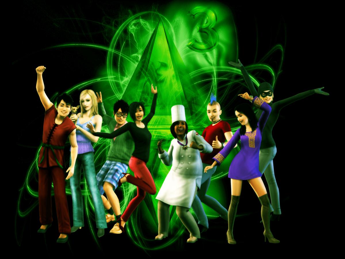 The Sims 3 Wallpapers – WallpaperSafari