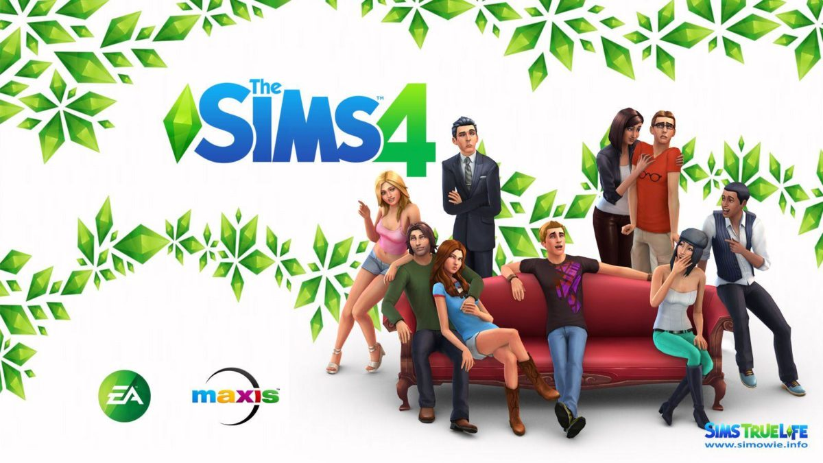 The Sims 4 Wallpaper Image Picture