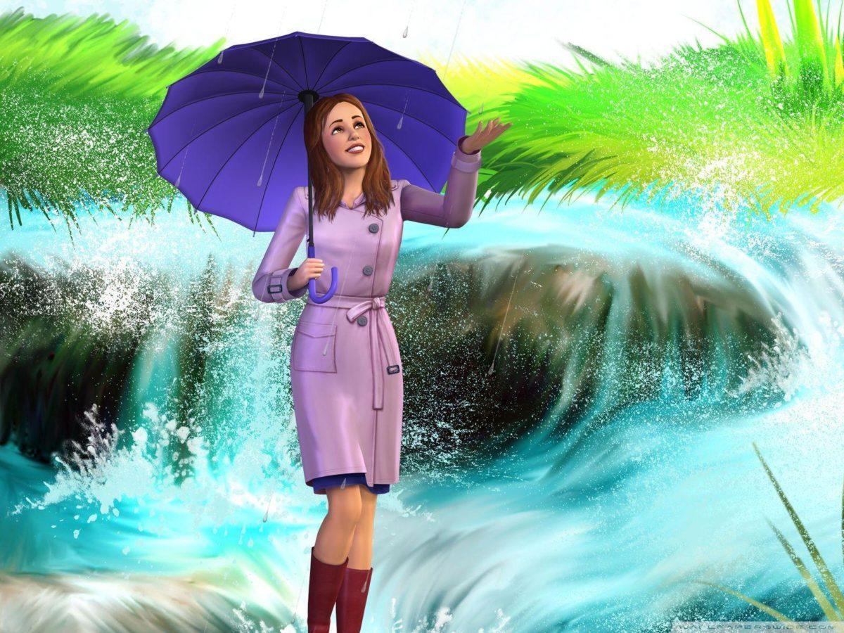 The Sims HD desktop wallpaper : High Definition : Fullscreen : Mobile