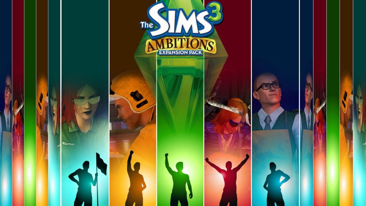 Free The Sims 3 Wallpaper in 1920×1080