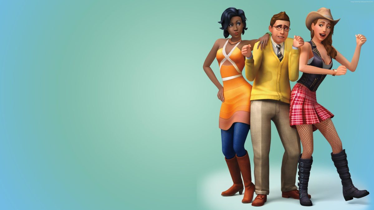 The Sims 4: Get to Work Wallpaper, Games: The Sims 4: Get to Work …