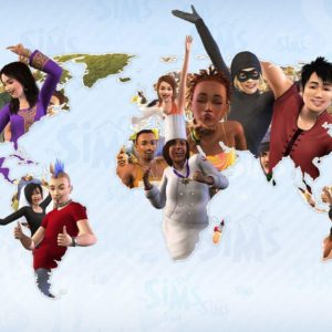 download The Sims 3 World Adventures Wallpaper