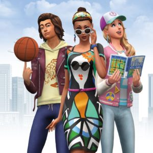download The Sims 4 City Living: Desktop & Smartphone Wallpapers