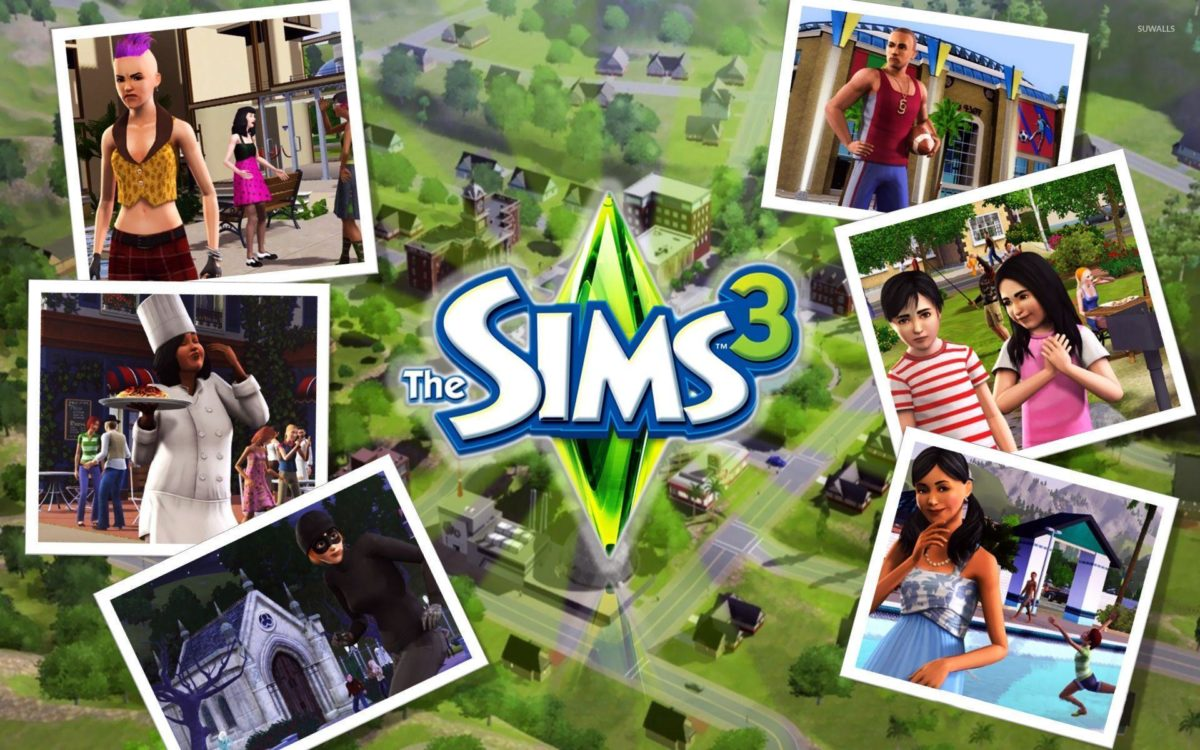 The Sims 3 [3] wallpaper – Game wallpapers – #25704