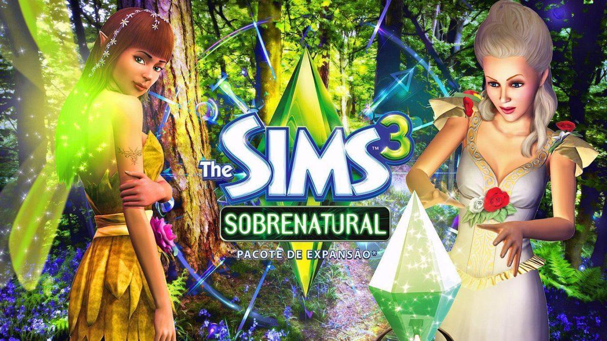 Wallpapers Hahaha Do The Sims Sobrenatural Alala 1366×768 …