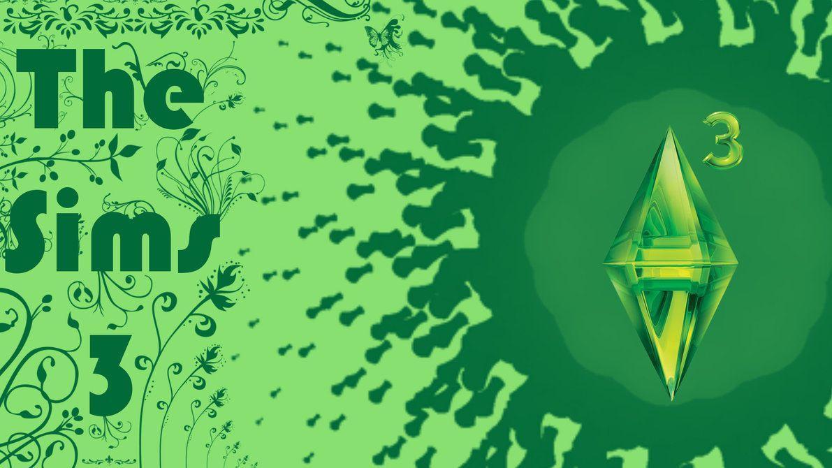 The Sims 3 (HD Wallpaper) by JaySk8 on DeviantArt