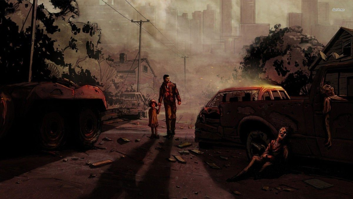 The Walking Dead wallpaper – Game wallpapers – #