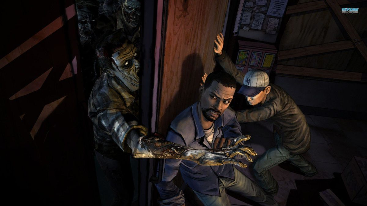 The Walking Dead wallpaper – Game wallpapers – #15980