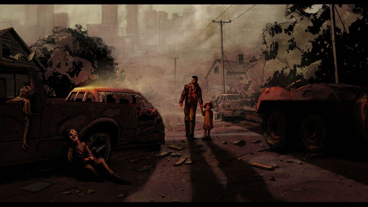 The Walking Dead Hd (10115) – Download Game Wallpapers HD Widescreen