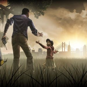 download Images For > The Walking Dead Season 1 Game Wallpaper