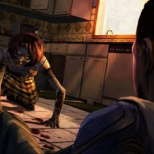 download Images For > Walking Dead Game Iphone Wallpaper