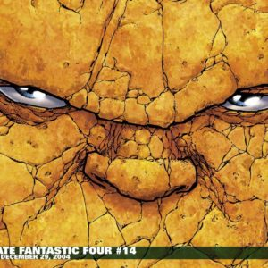 download Ben Grimm the Thing Wallpaper at Wallpaperist