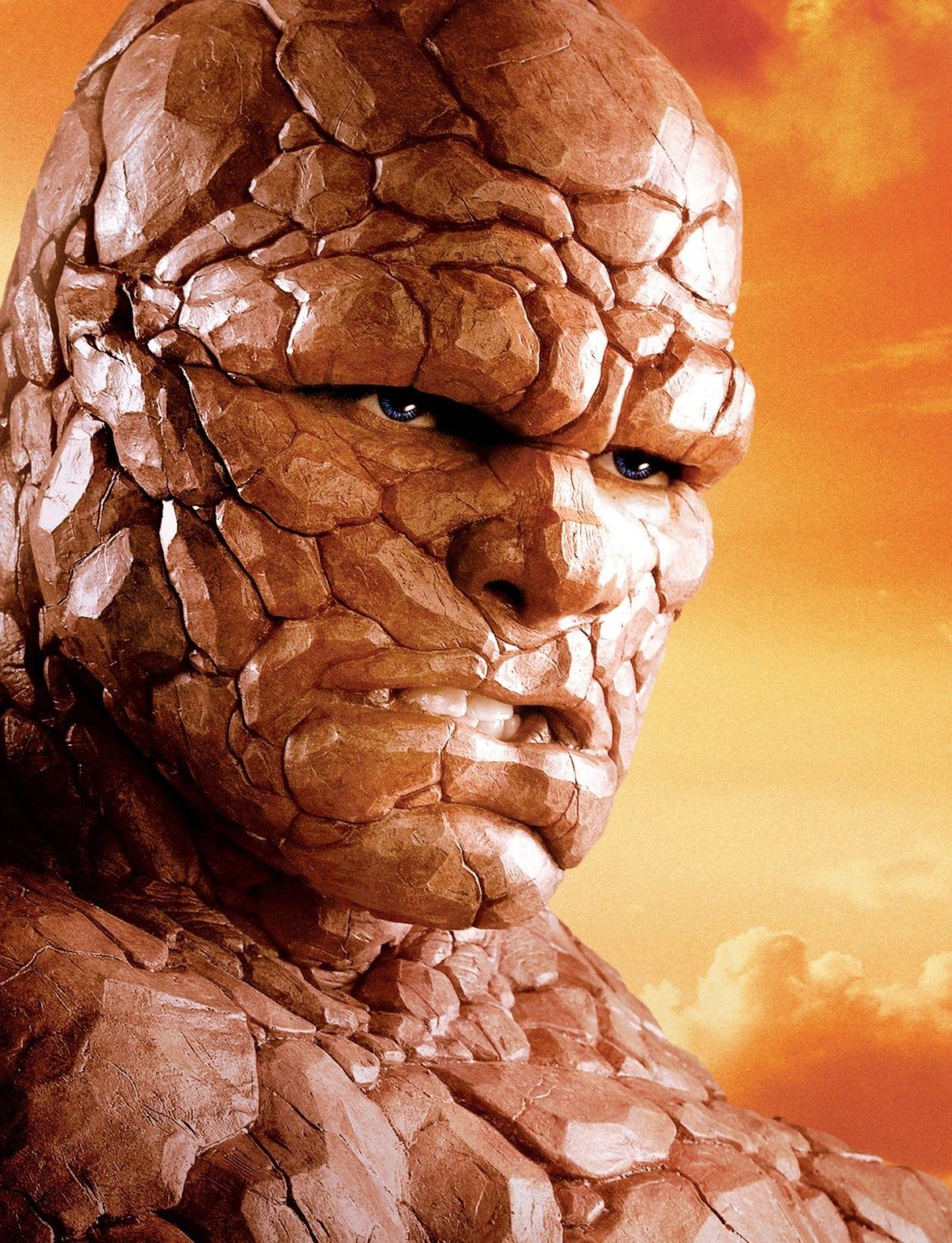 Fantastic 4 Marvel The Thing Hd