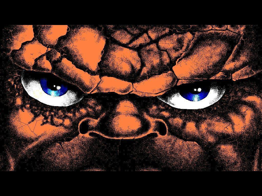 My Free Wallpapers – Comics Wallpaper : The Thing