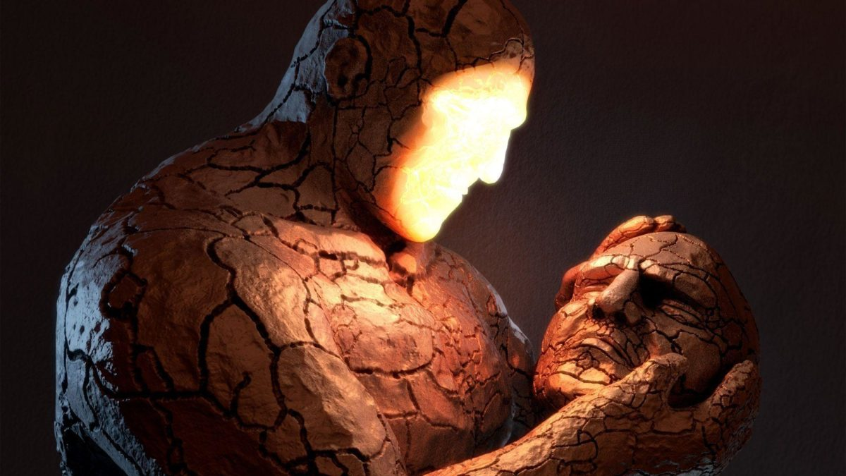 Fantastic 4 Marvel The Thing 4K Ultra Hd Backgrounds Wallpaper …