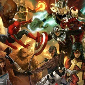 download Ff Marvel Wallpaper