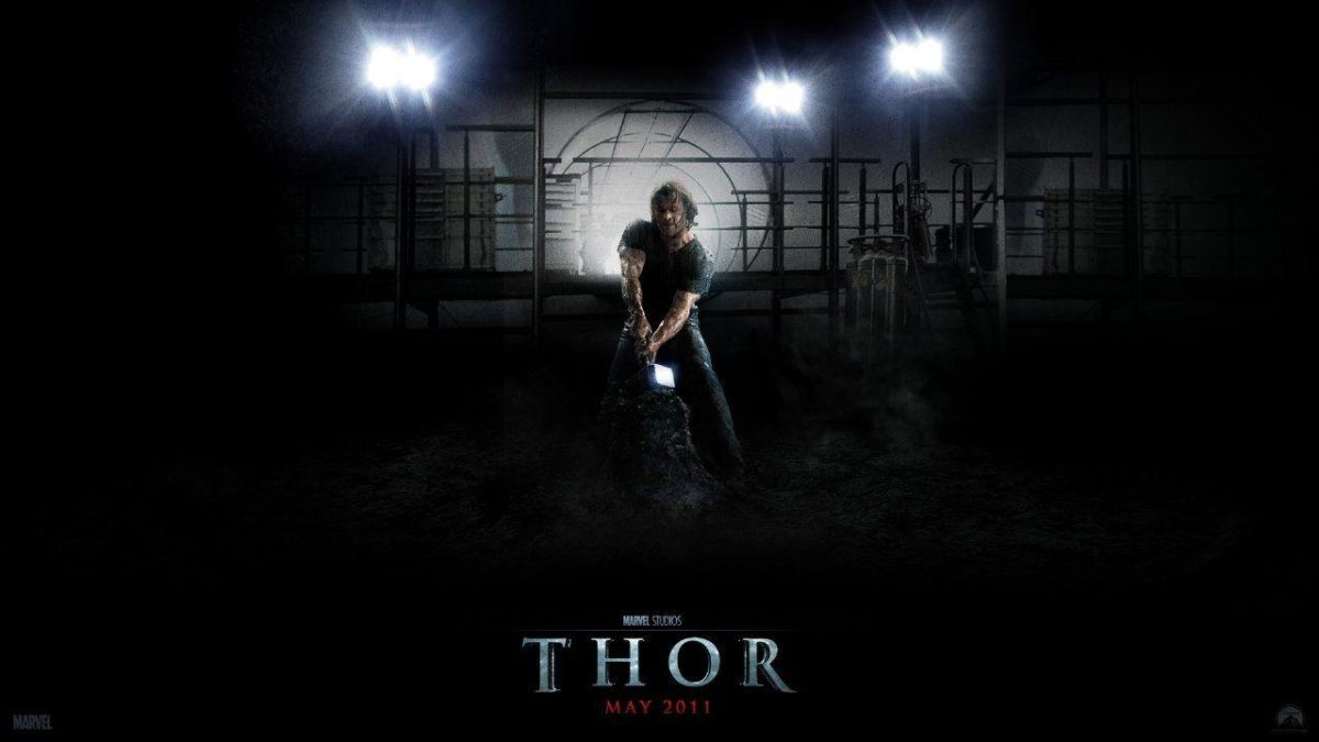 New Official THOR Wallpapers Available!