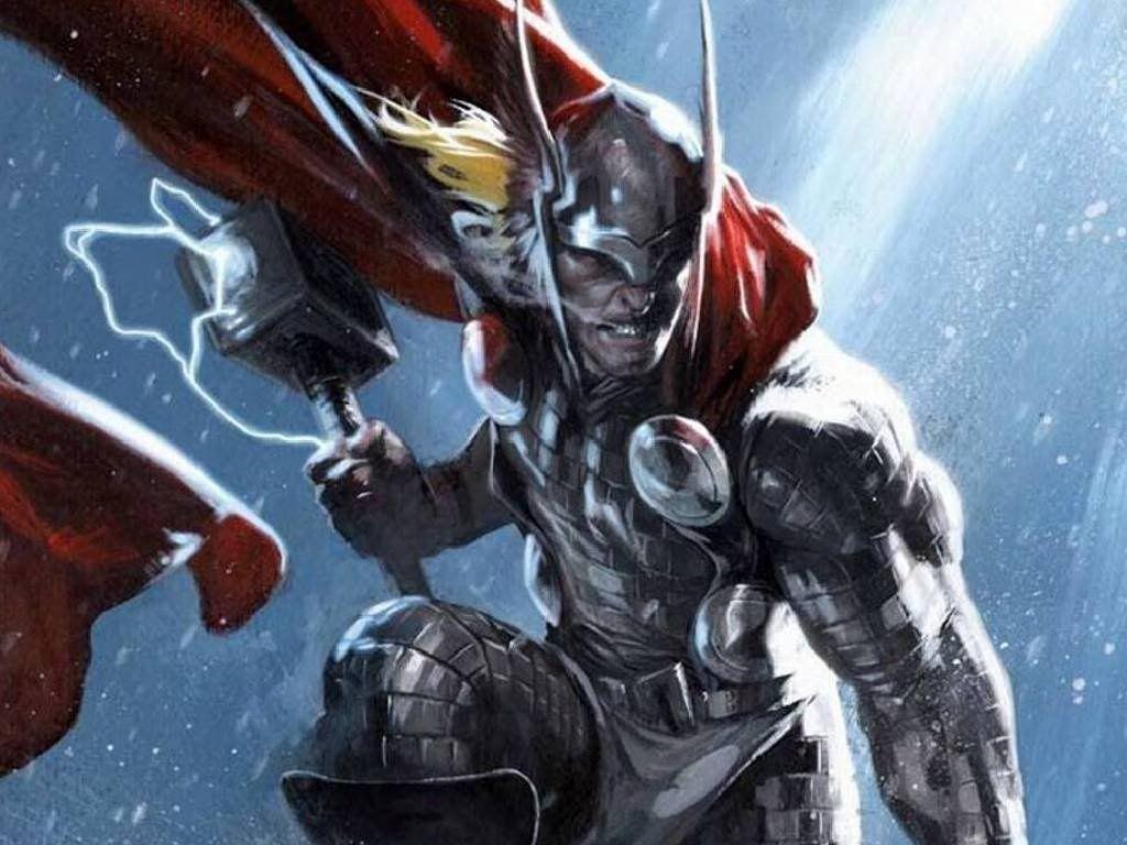 I need a good Thor wallpaper image for my ipad. – Thor – Comic Vine