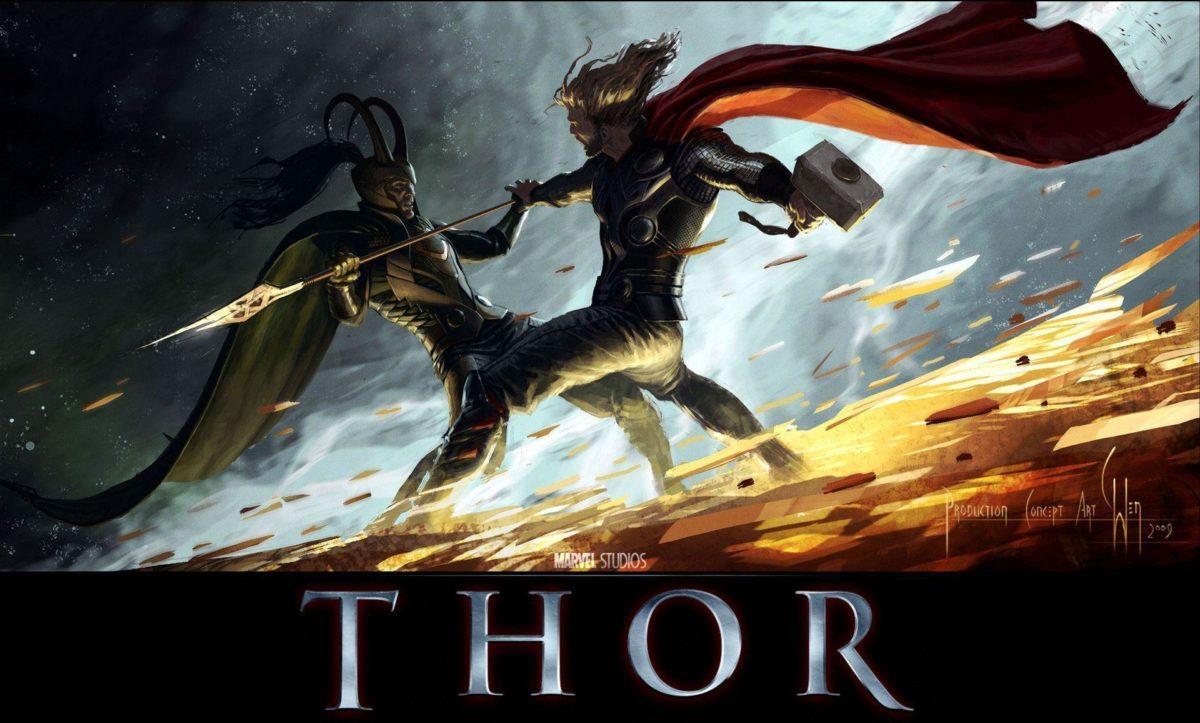 Thor Wallpaper: Thor Wallpaper Desktop #2239 |.Ssofc