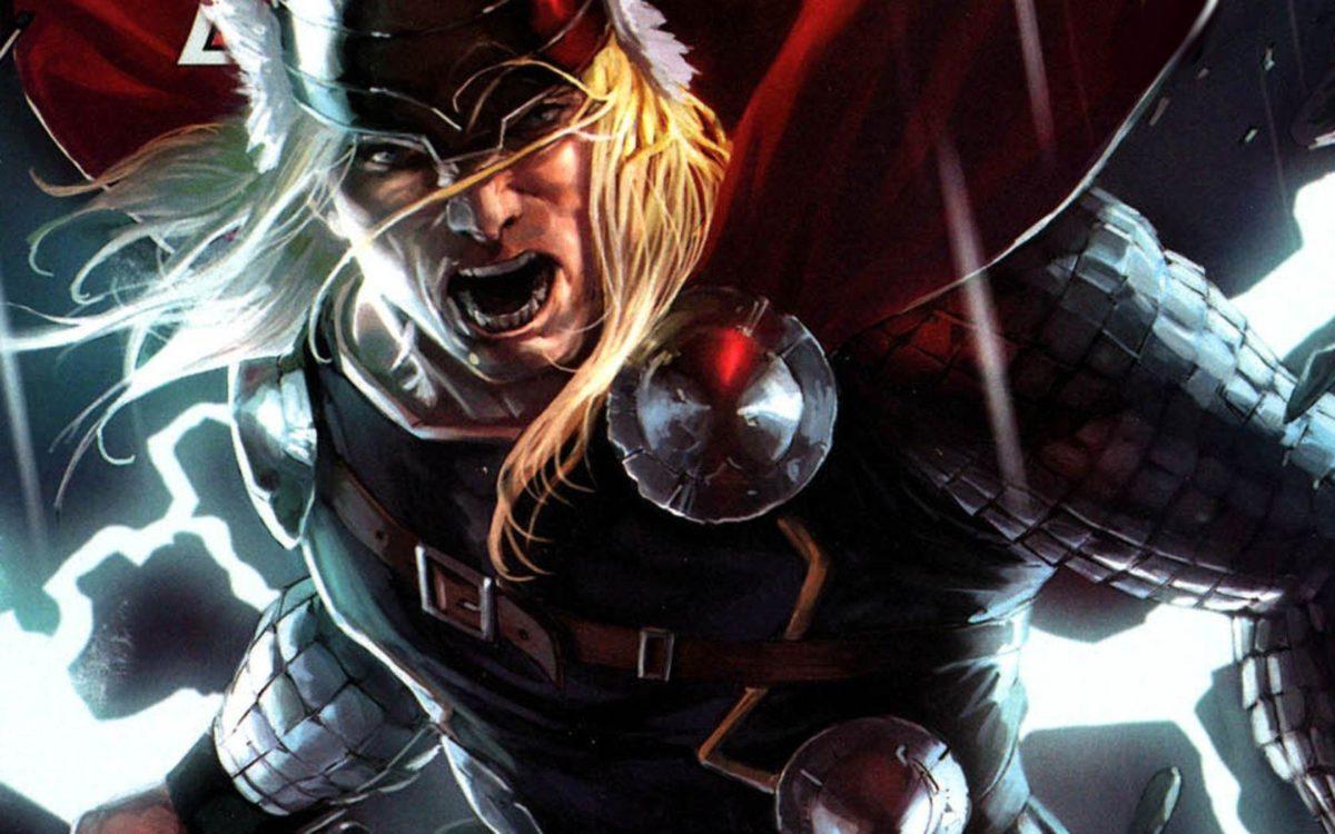 Fantastic Thor Wallpaper Art – GeekShizzle | GeekShizzle
