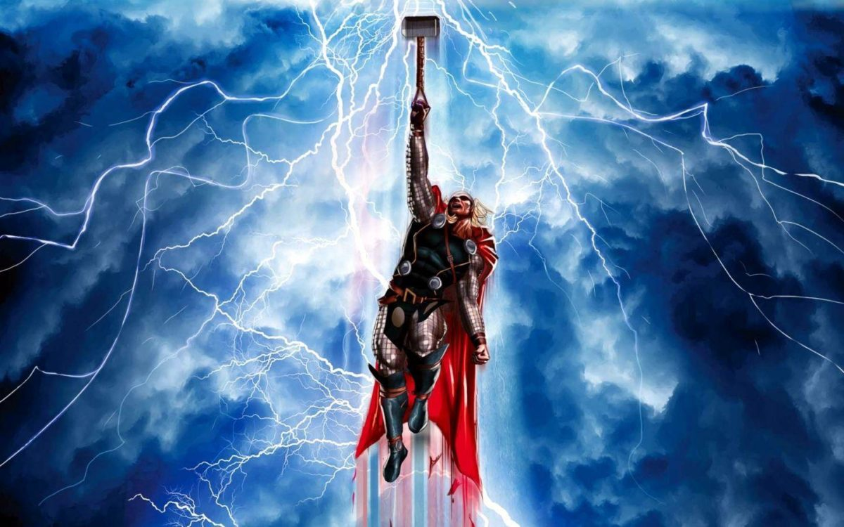 108 Thor Wallpapers | Thor Backgrounds
