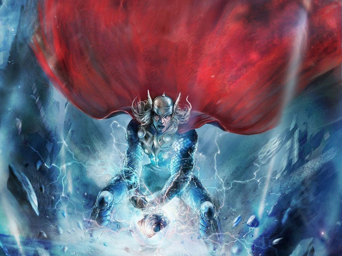 144 Thor Wallpapers