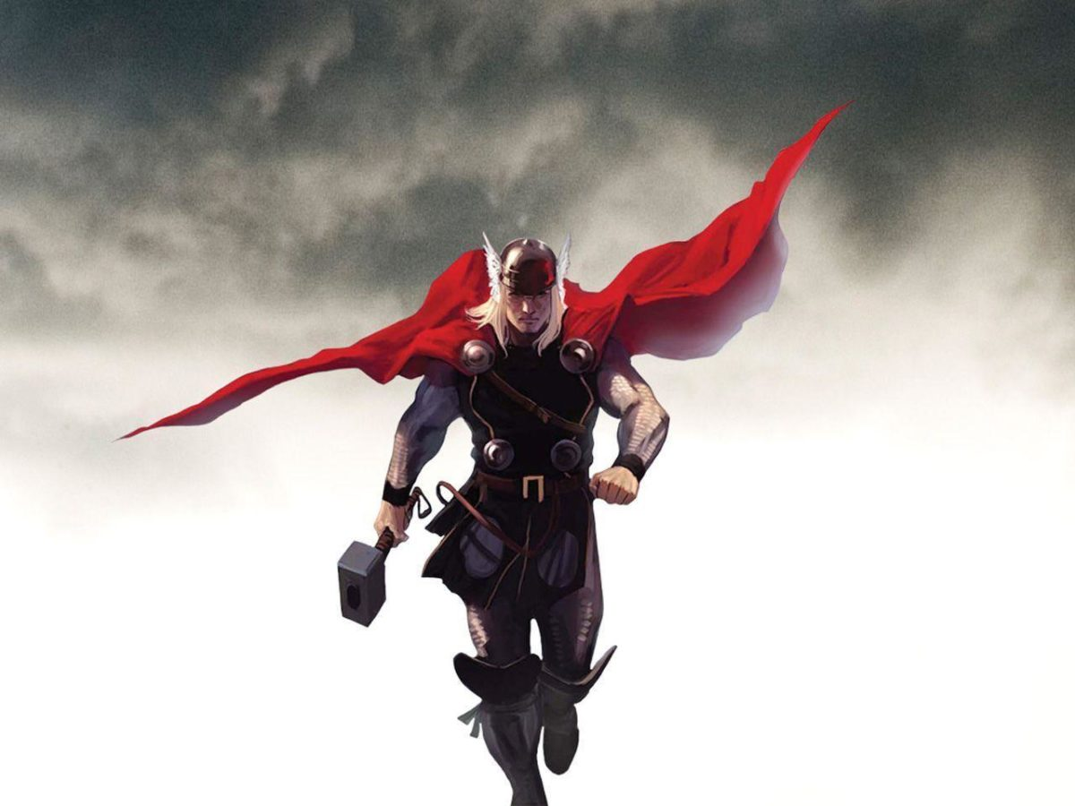 Thor Movie Wallpaper – 09 | hdwallpapers-