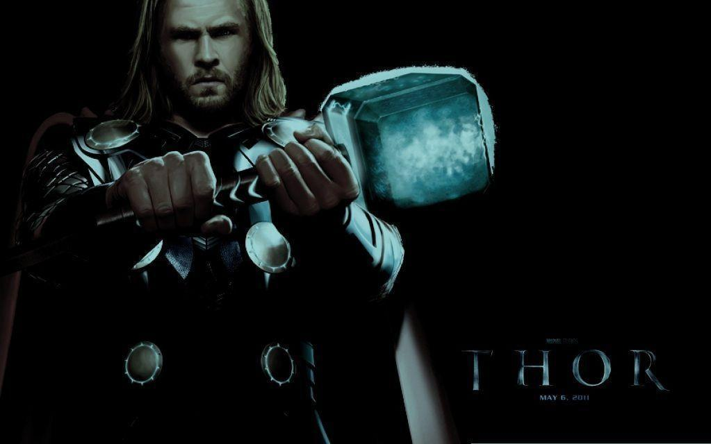 Logos For > Thor Logo Wallpaper Hd