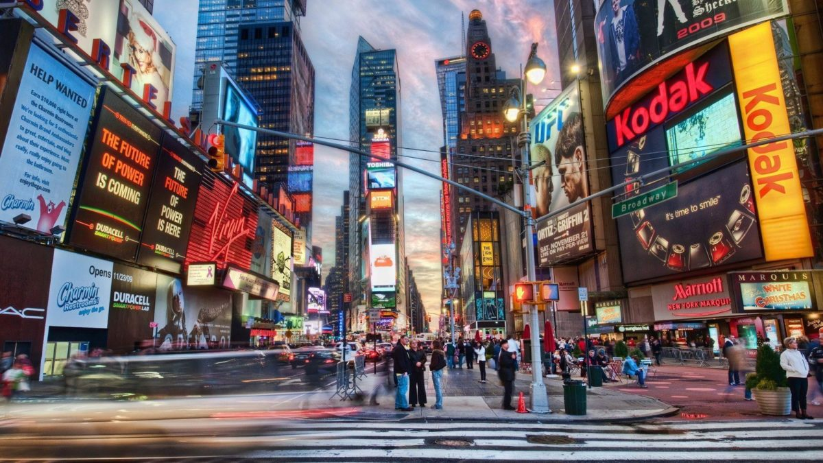 New Times Square HD Wallpaper 2014 #14396 Wallpaper | Risewall.