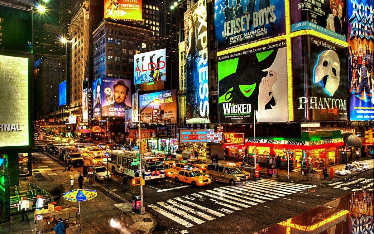 Times Square Wallpaper, wallpaper, Times Square Wallpaper hd …