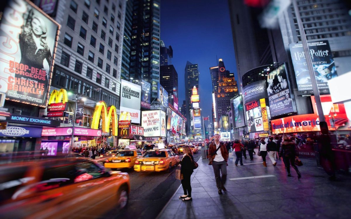 Awesome Times Square wallpaper | Times Square wallpapers