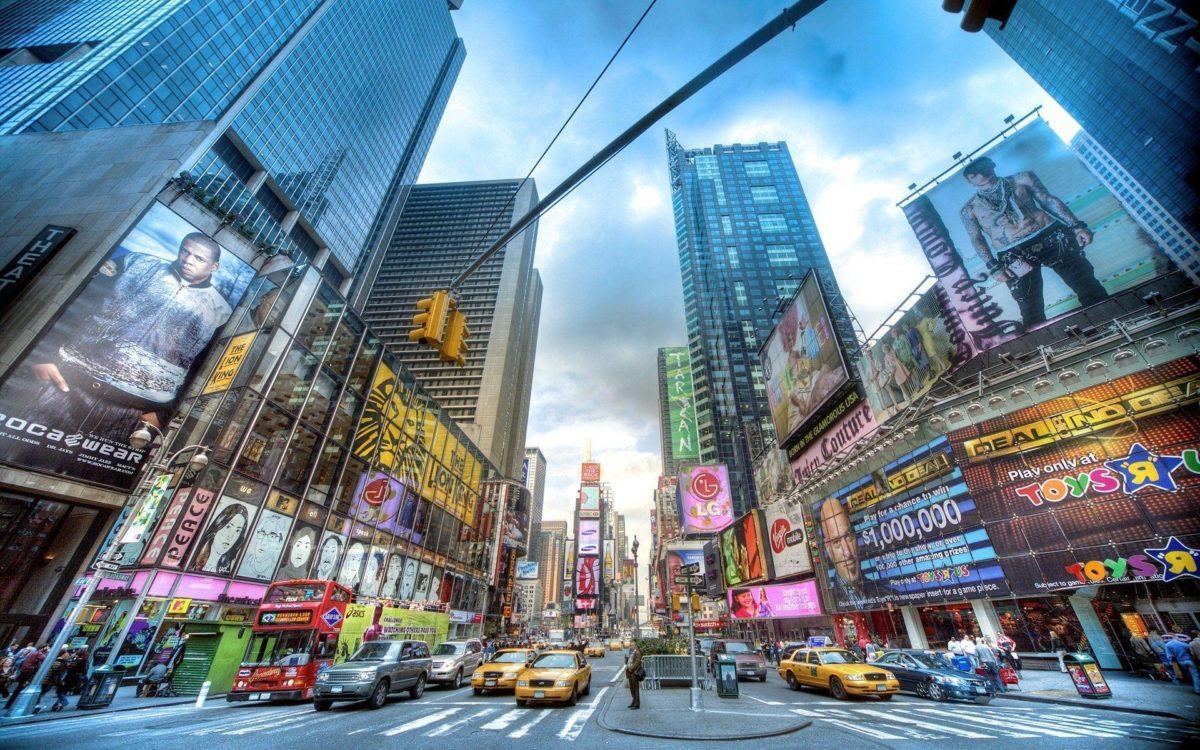 Times Square wallpaper – 1033719