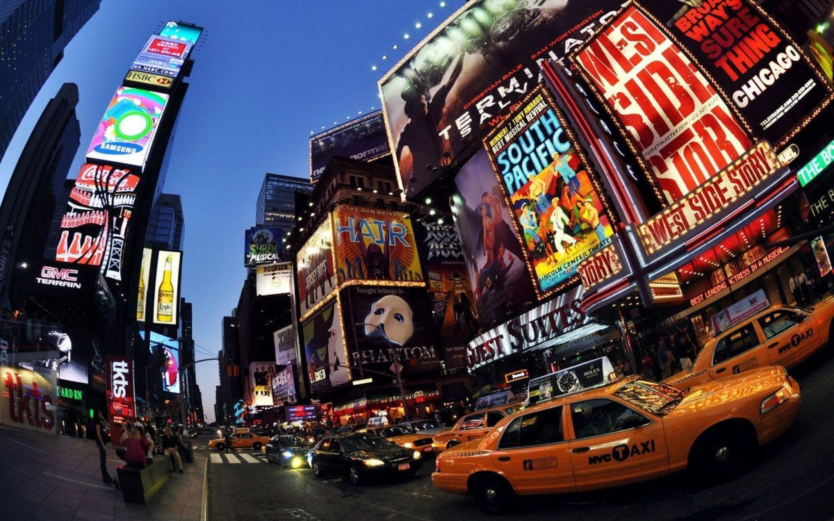 Time Square New York wallpaper – 756074