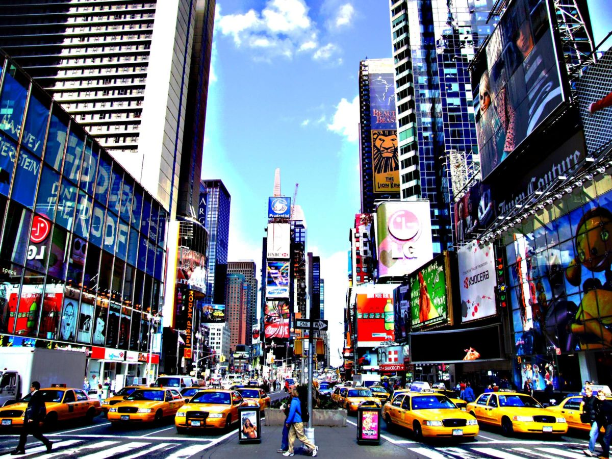 Times Square new york usa city cities traffic g wallpaper …