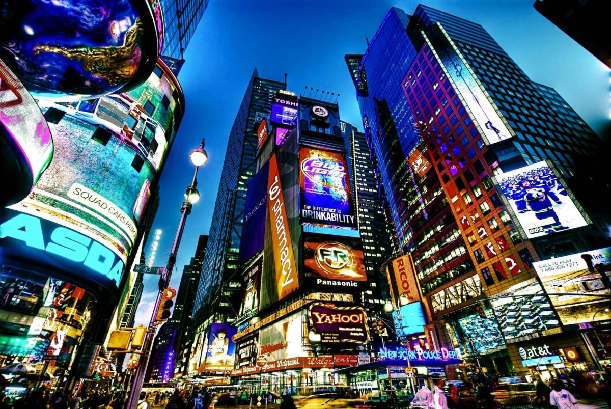 Times Square New York City – Cities Wallpapers