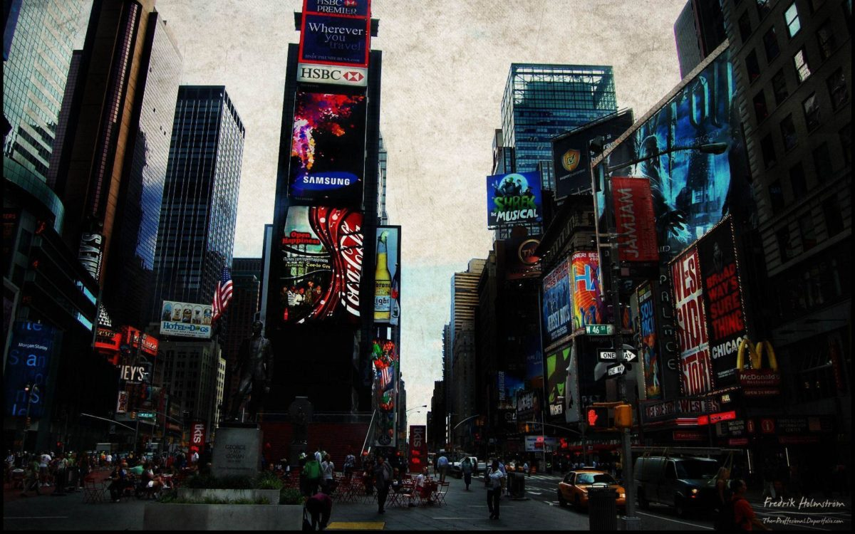 Time Square Wallpapers – Full HD wallpaper search