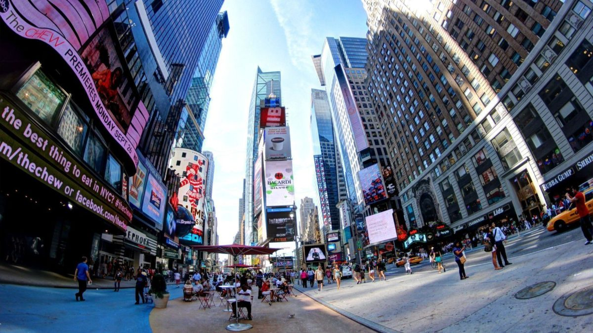 Time Square New York U.S. – HD Travel photos and wallpapers
