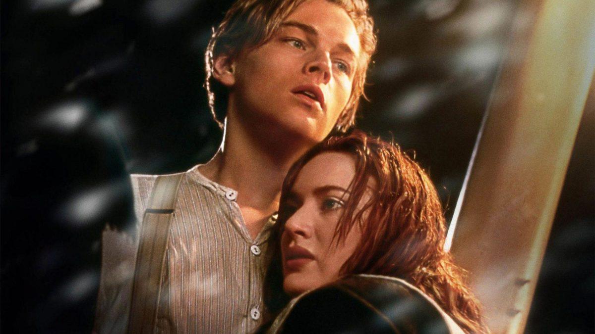 Leonardo DiCaprio and Kate Winslet in Titanic Wallpaper …