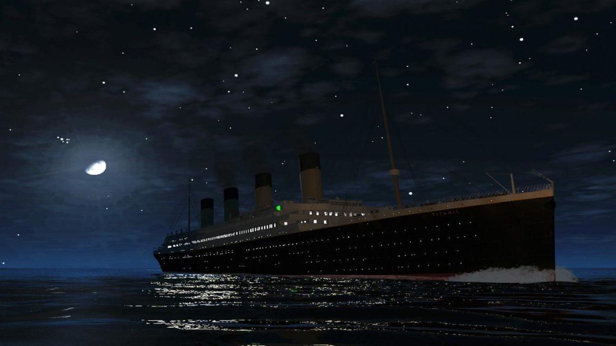 Titanic Wallpaper for Desktop – WallpaperSafari