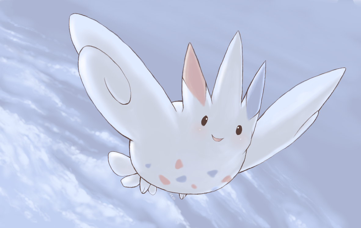 Togekiss screenshots, images and pictures – Giant Bomb
