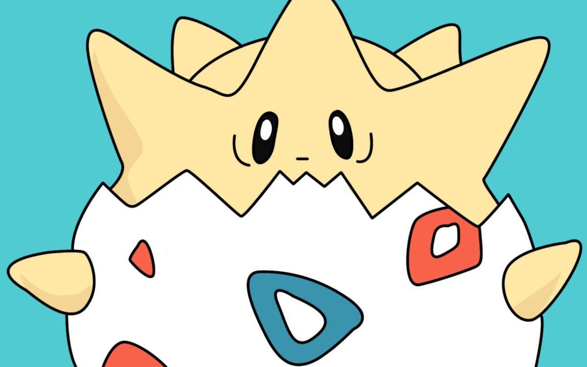 pokemon, Togepi :: Wallpapers